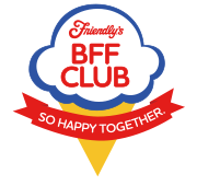 Friendly's BFF Club. So happy together.